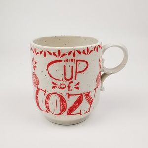 Anthropologie X Homebody Mug Cup of cozy